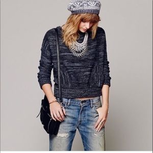 Free People In My Pocket Sweater Small